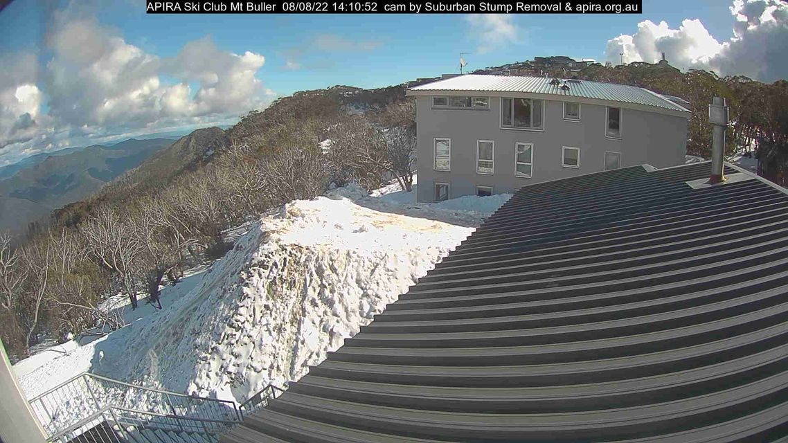 Apira Lodge View Snow Cam, Mt Buller