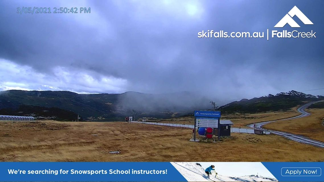 Village Bowl 2 Snow Cam, Falls Creek