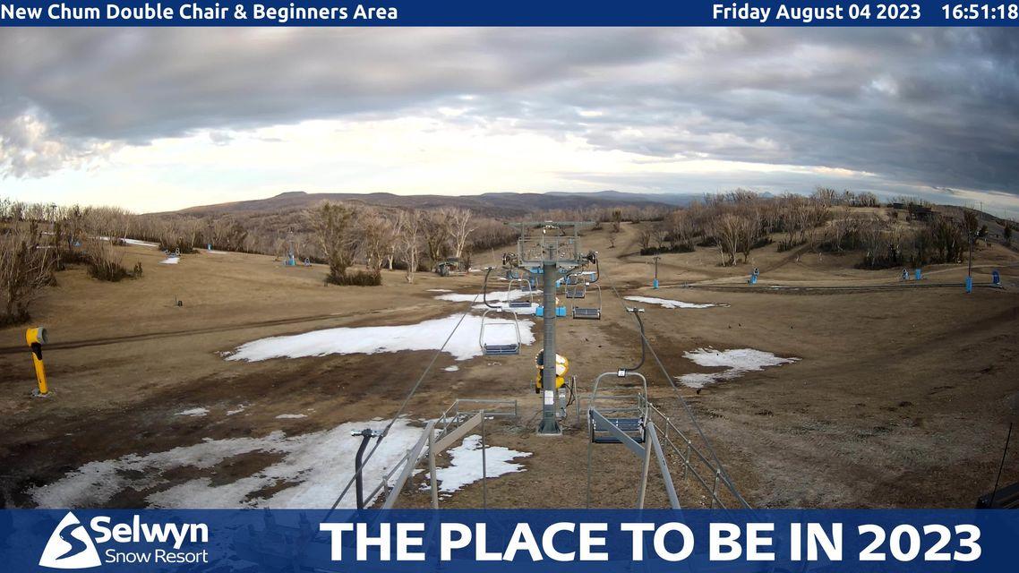 New Chum Snow Cam, Selwyn