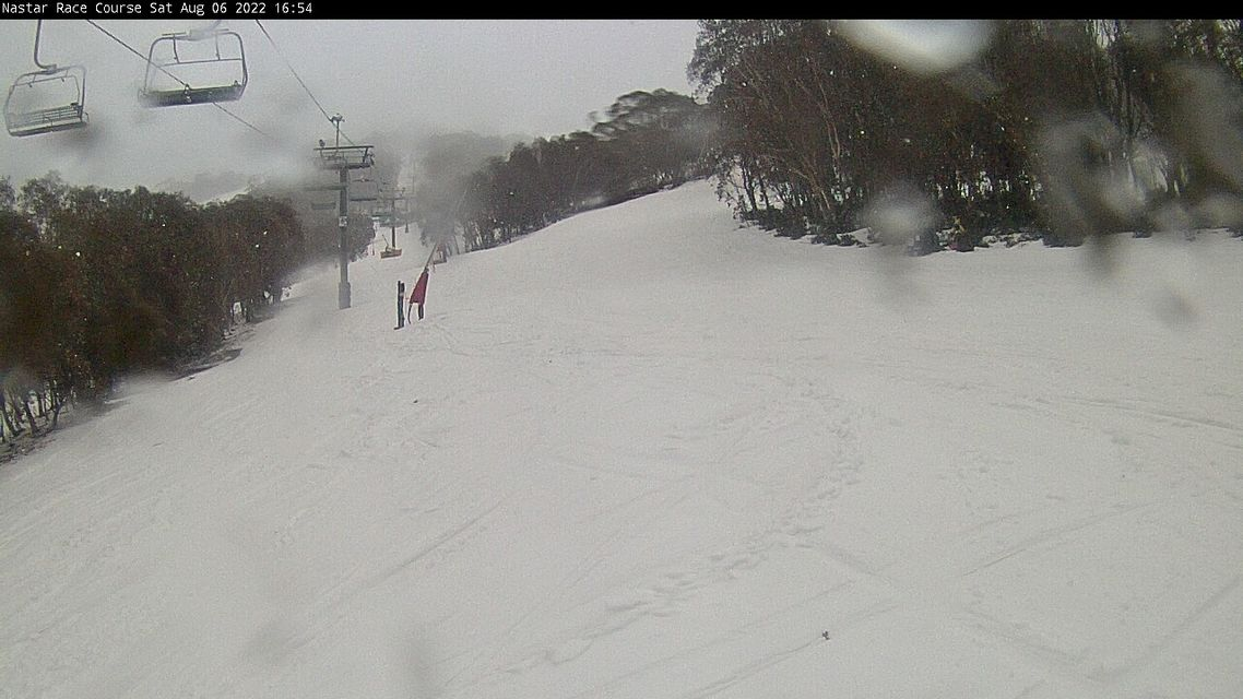 Upper Superpark Snow Cam, Thredbo