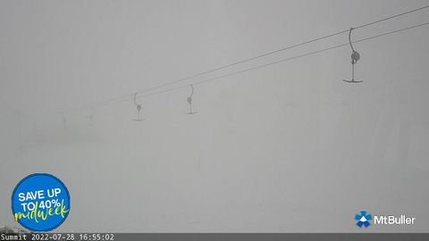 The Summit Snow Cam, Mt Buller