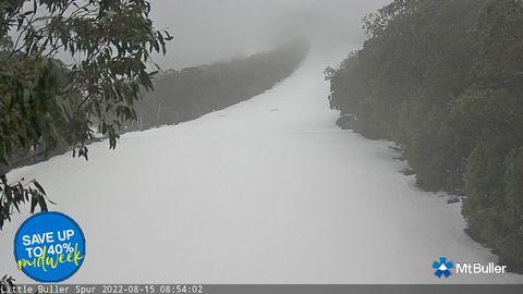 Little Buller Spur Snow Cam