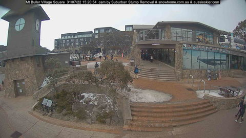 Village Square Snow Cam