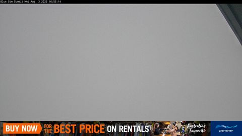 Blue Cow Summit Snow Cam, Perisher