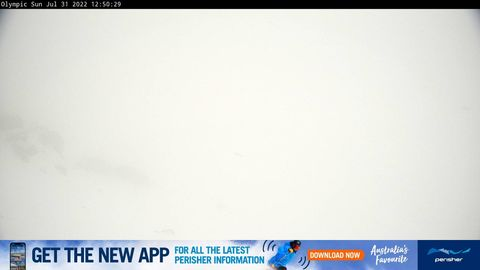 Olympic Snow Cam, Perisher