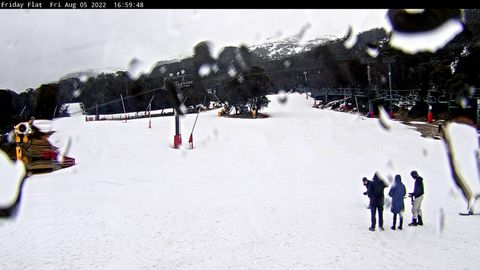 Friday Flat LIVE Snow Cam, Thredbo